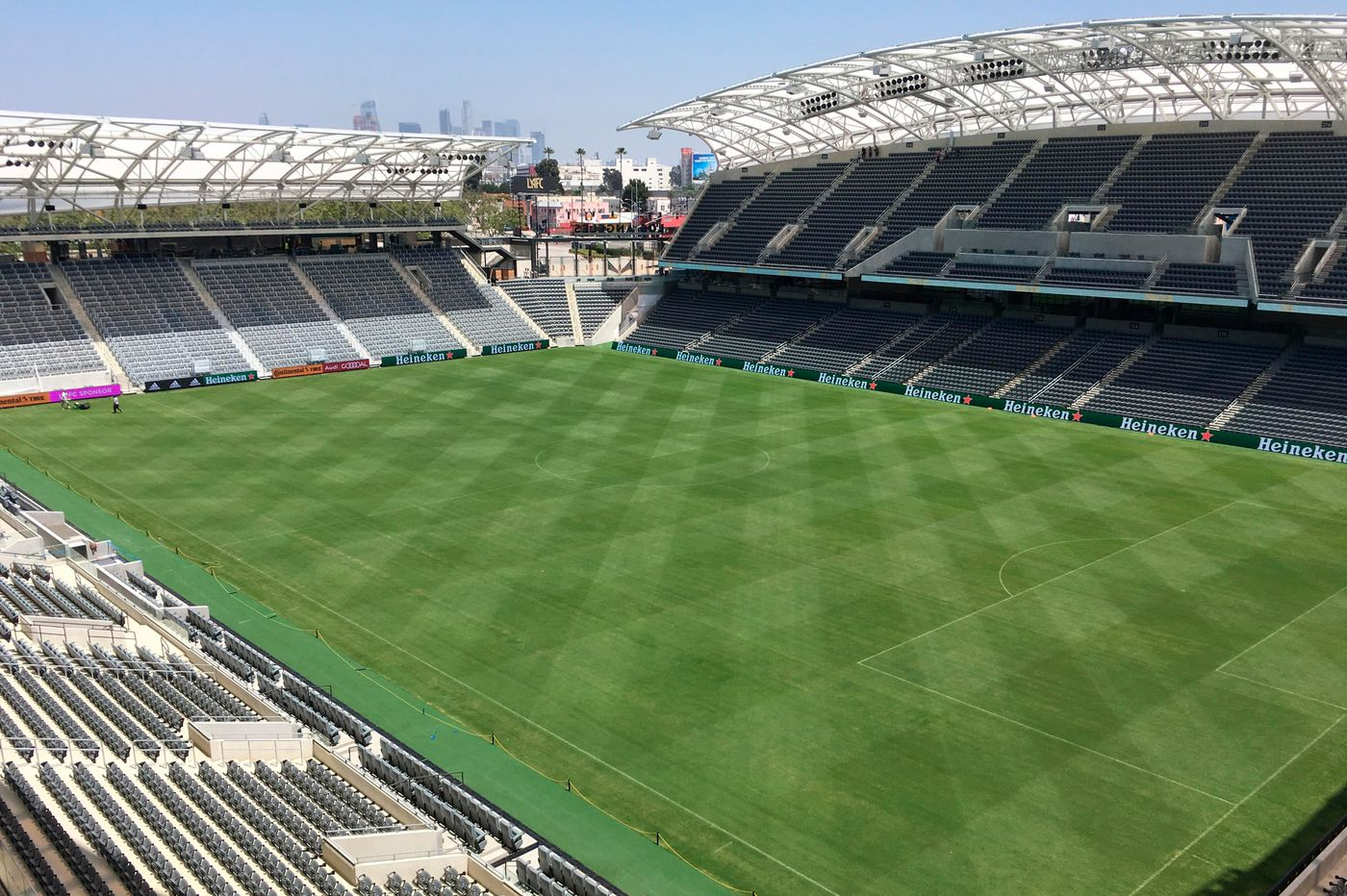 Union's game at LAFC could be played behind closed doors because of coronavirus, but odds are slim