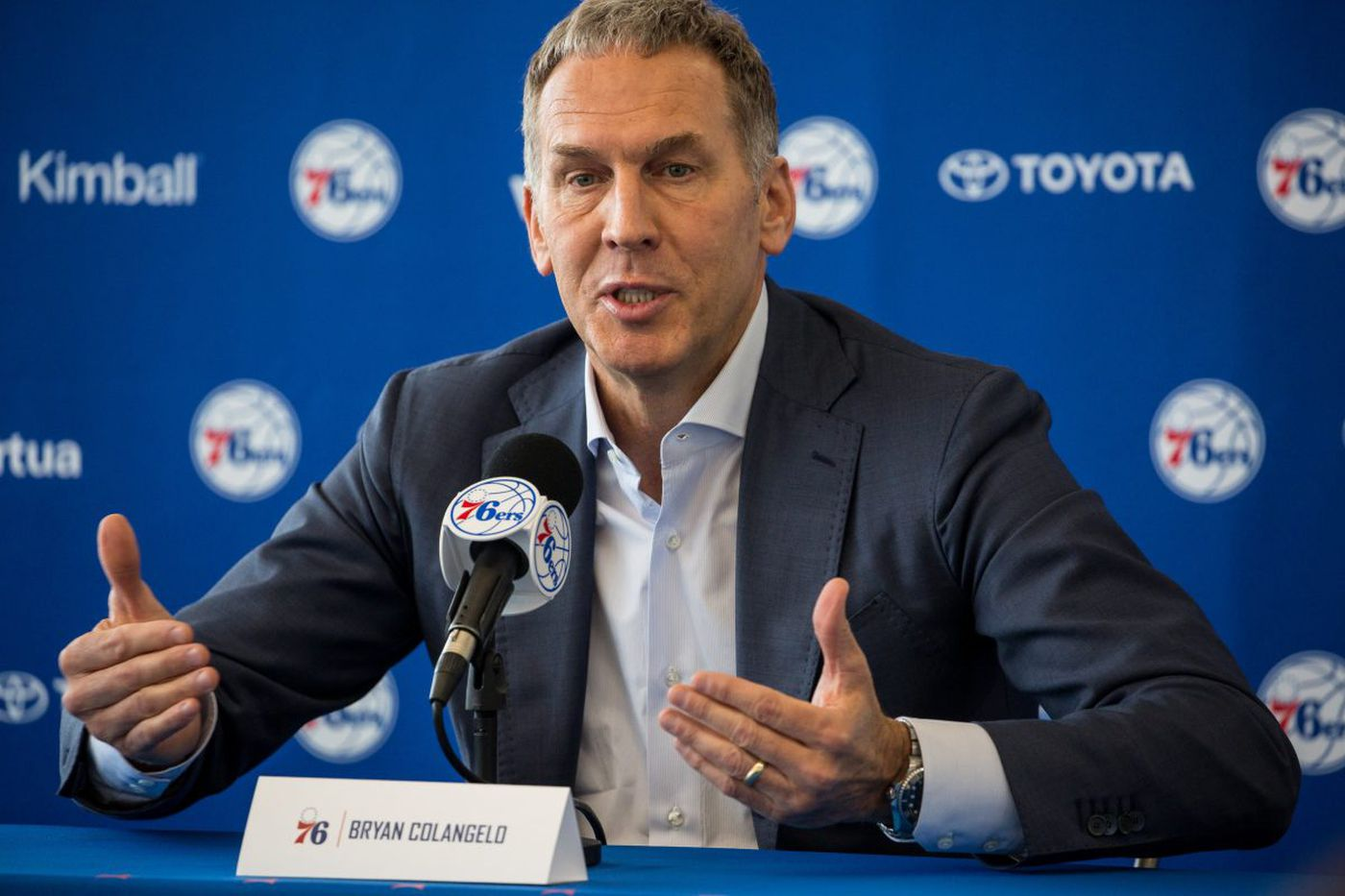 Bryan Colangelo's Twitter scandal: What we know and don't know