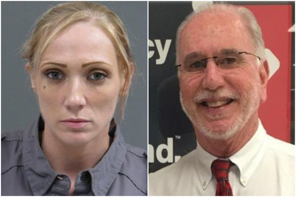 Jury finds Bucks woman guilty in slaying of pharma exec