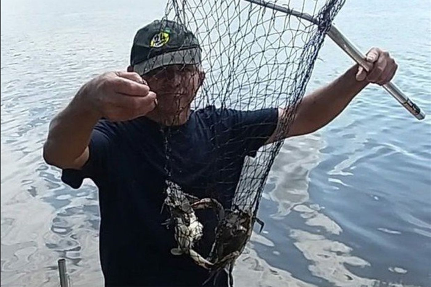 N.J. man infected with flesh-eating bacteria while crabbing, could lose limbs