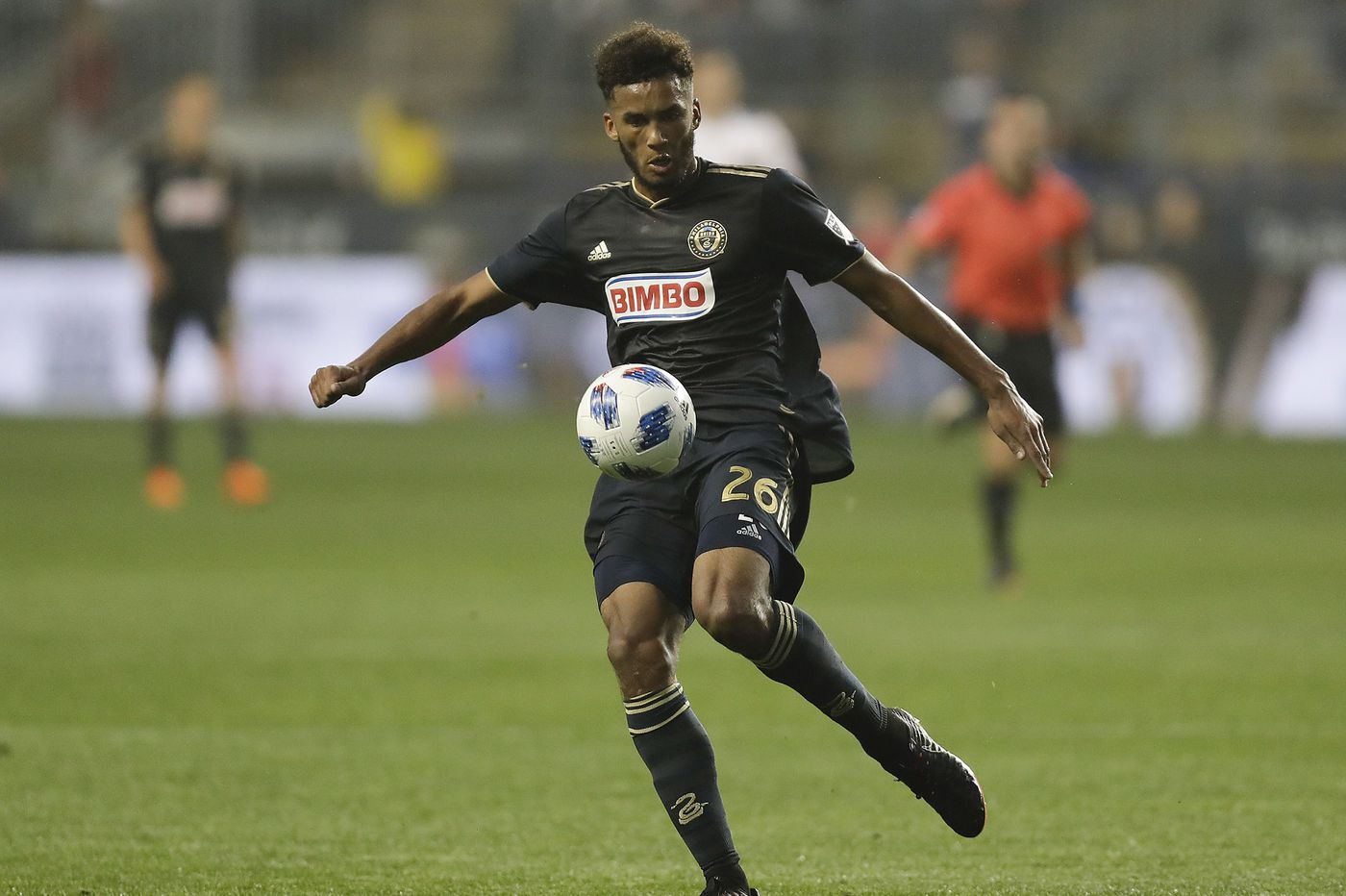Media's Auston Trusty cemented as back-line staple for Union
