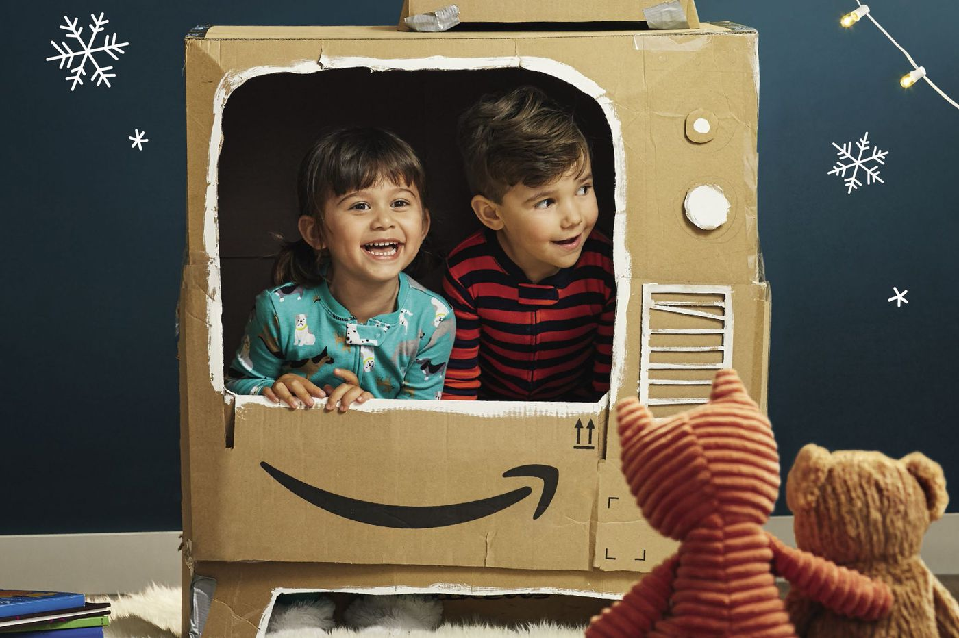In its first print toy catalog, Amazon bets on the classics