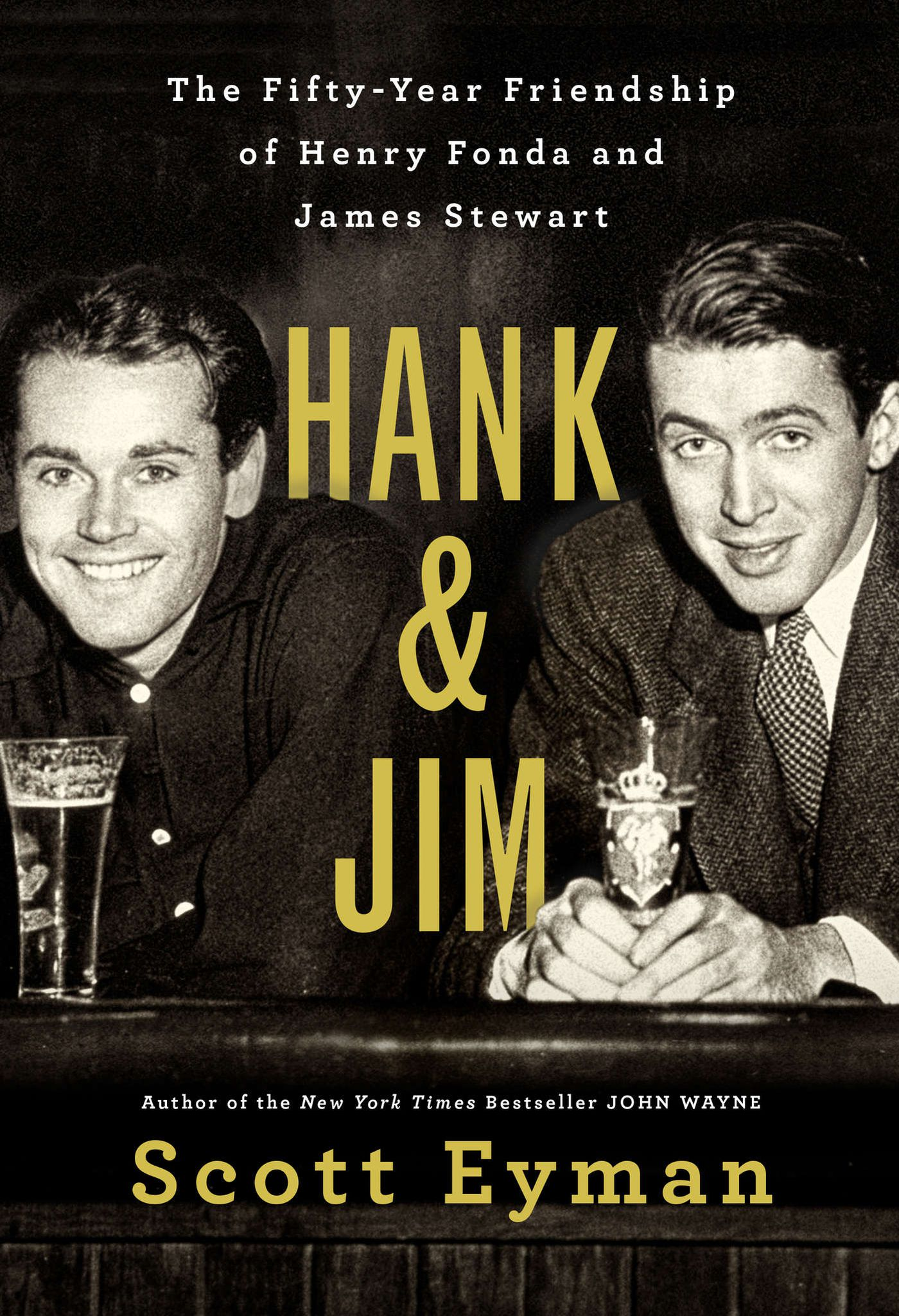 'Hank & Jim': Fonda and Stewart, together and apart