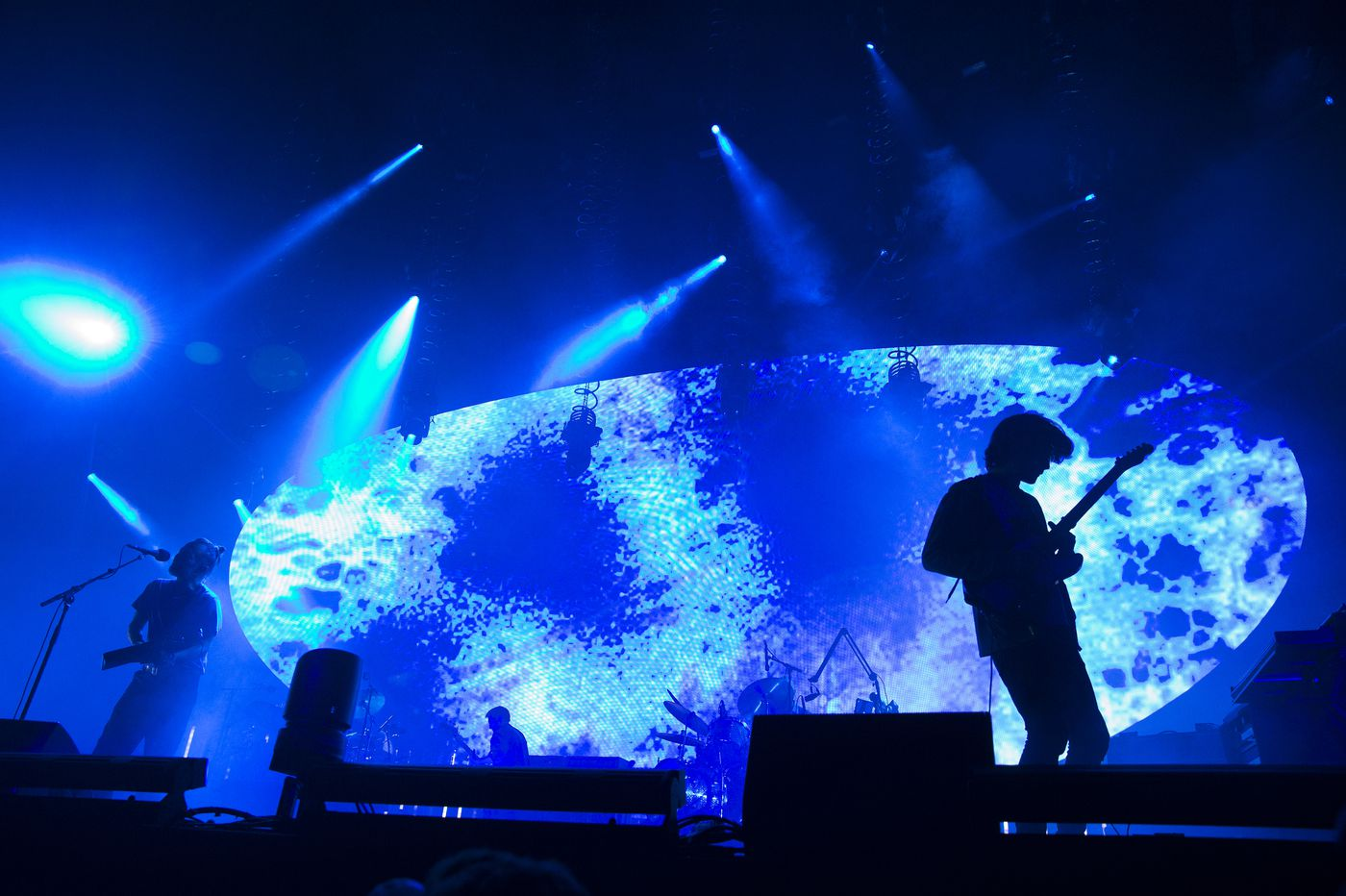 Review: Radiohead wows at first of two Wells Fargo Center shows