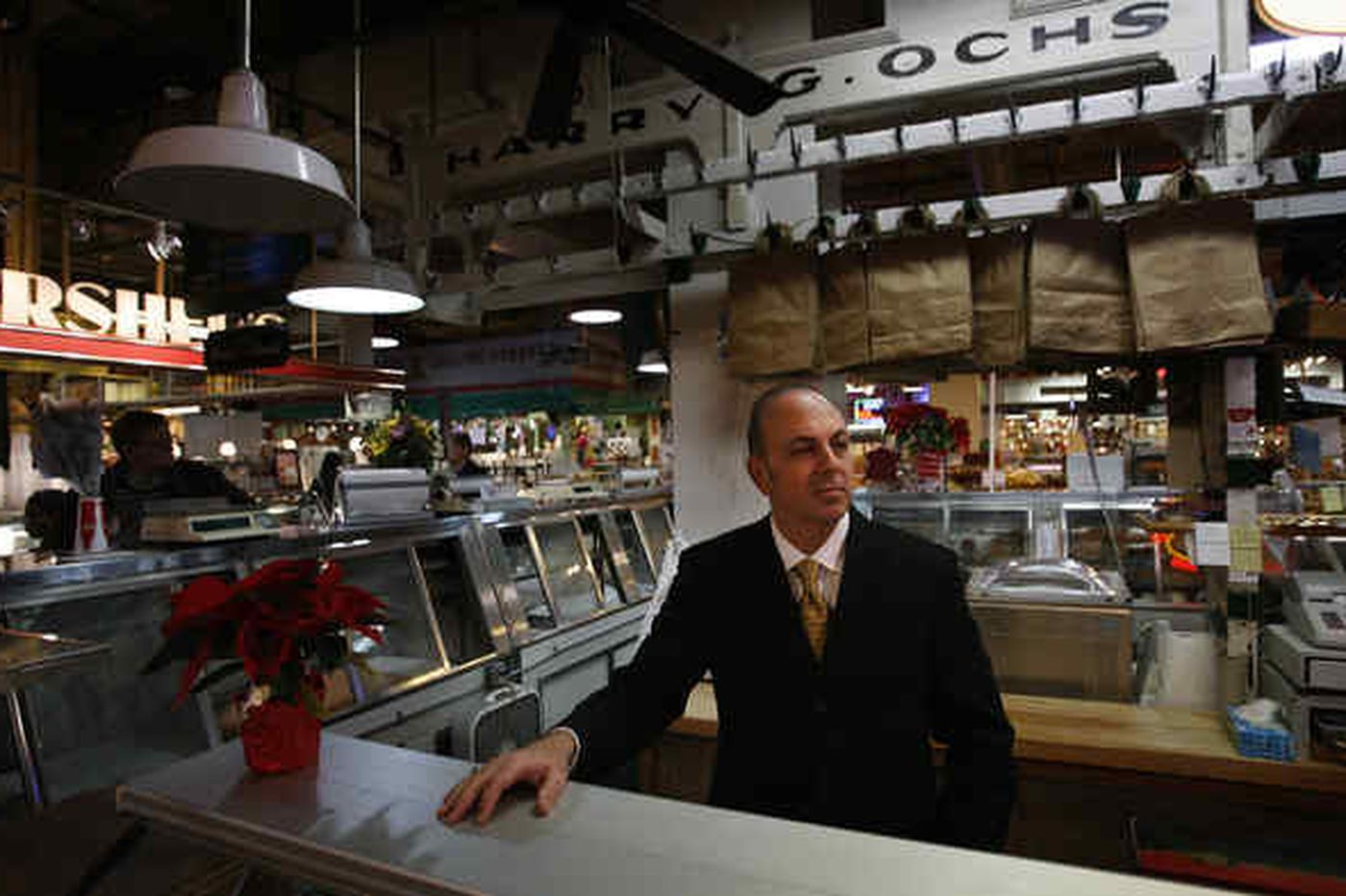 Ochs faces eviction from Reading Terminal