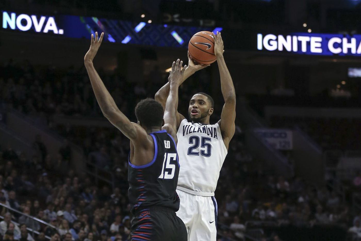 For Villanova's Mikal Bridges, there's more to success than talent