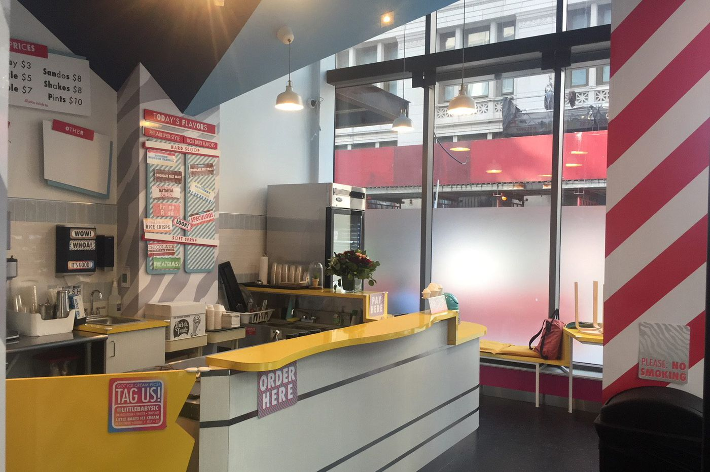Little Baby's Ice Cream opens shop at East Market