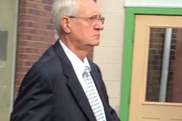 Former Coatesville Schools Superintendent Richard Como.