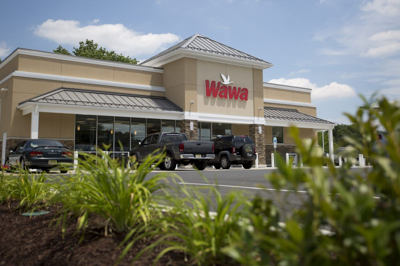 Yes, there's free coffee at Wawa today