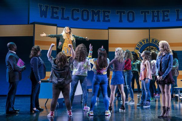 'Mean Girls' at the Academy of Music is as smart and delightful as Upper Darby's own Tina Fey