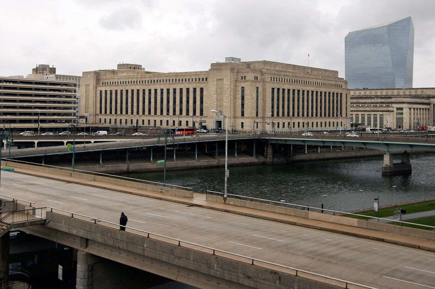 Brandywine sells ex-post office near 30th St. Station to S. Korean fund