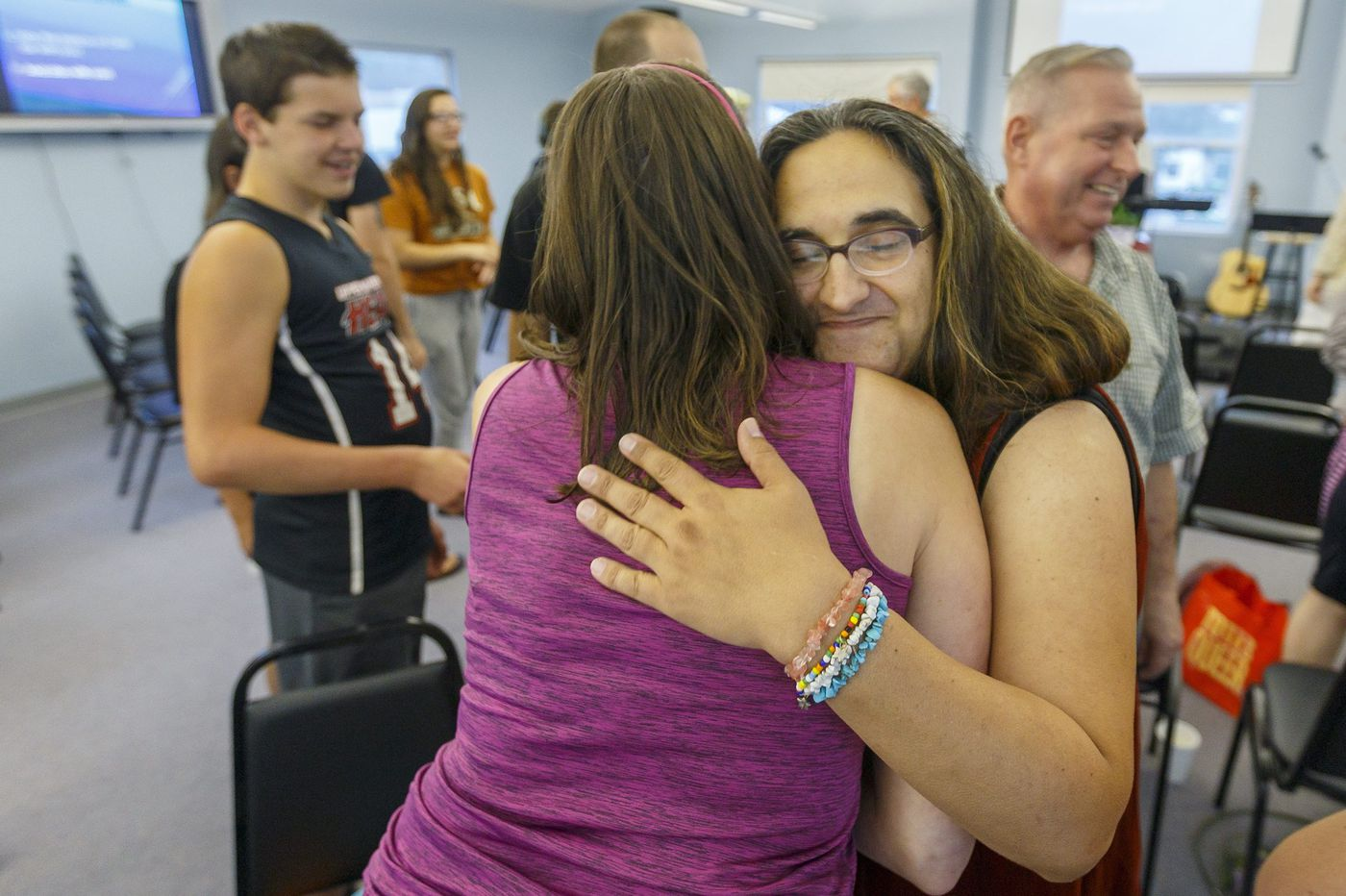 A transgender woman finds support where she least expected — from a Montgomery County church and town