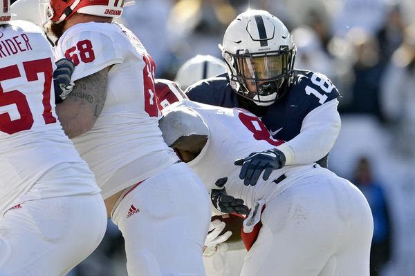 James Franklin, Penn State ready for 'heavyweight fight' at Ohio State
