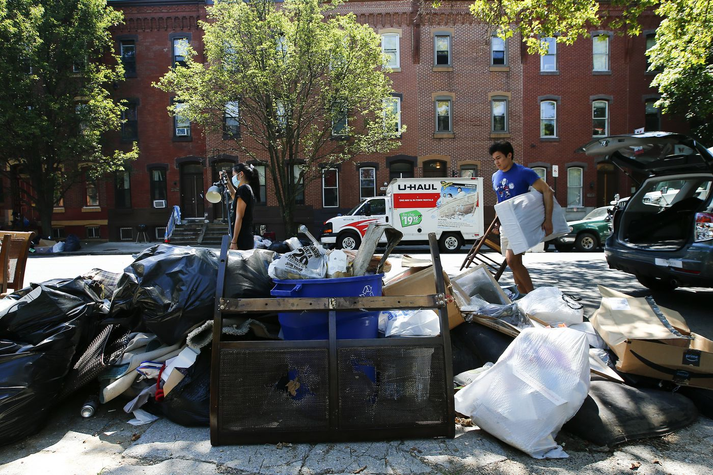 Coronavirus has Philly falling way behind on trash pickup — but it's not the only city