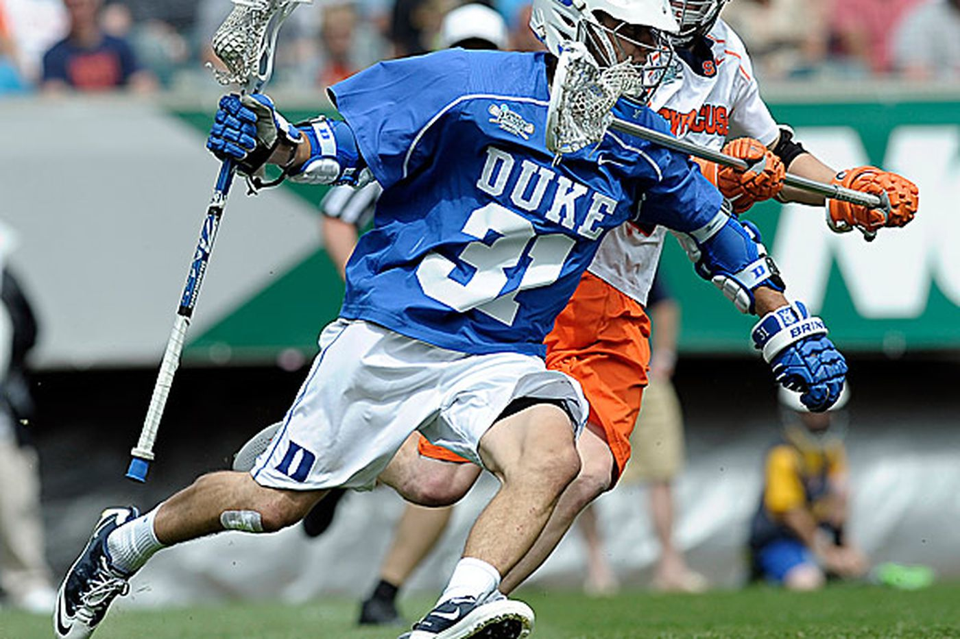 Lower Merion's Wolf leads Duke in ACC lacrosse