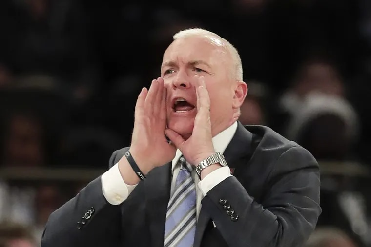 Penn State men's basketball coach Pat Chambers has finally found success for the program.