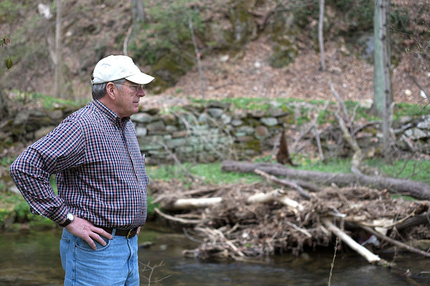 Trout lovers say turnpike expansion threatens blue-ribbon Valley Forge stream