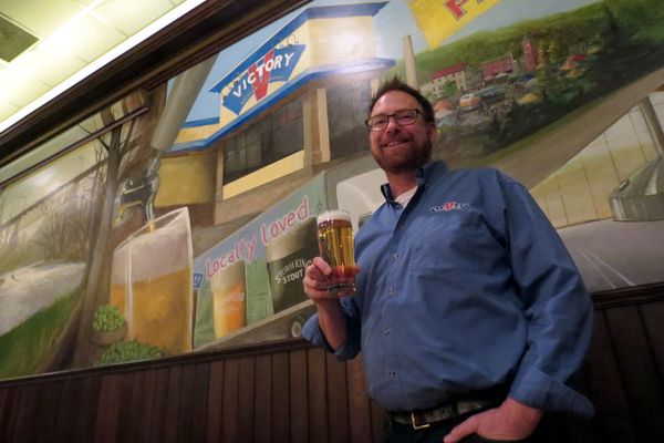 Victory Brewing Co. is opening a Center City taproom