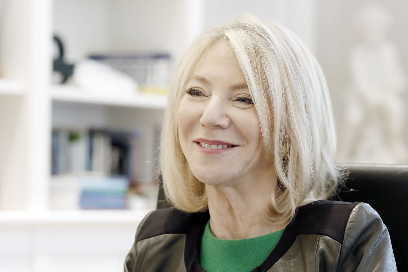 Amy Gutmann: Penn's long-serving president seeks to bridge the divide | Industry Icons