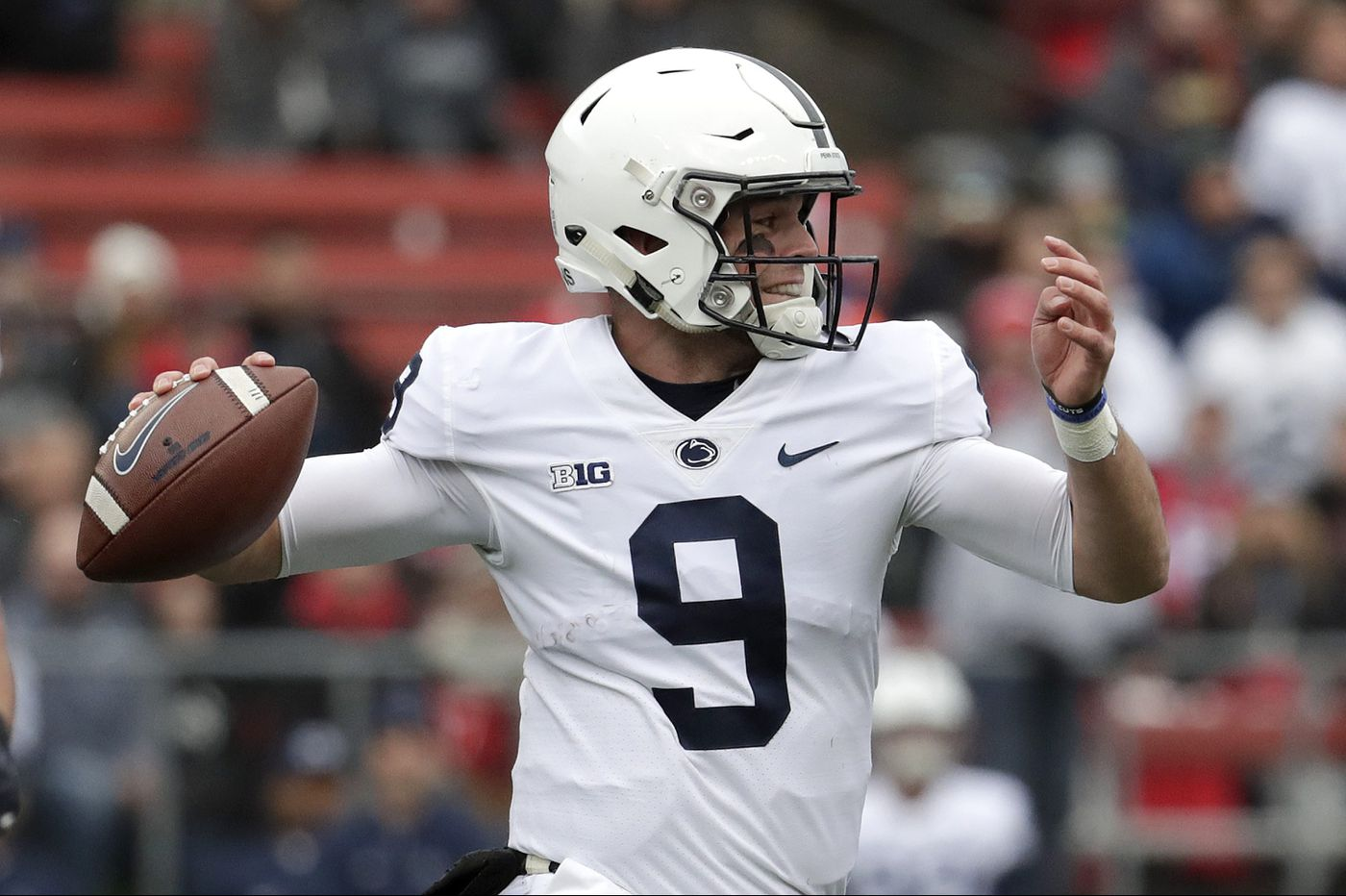 Penn State hopes to have passing game finally straightened out