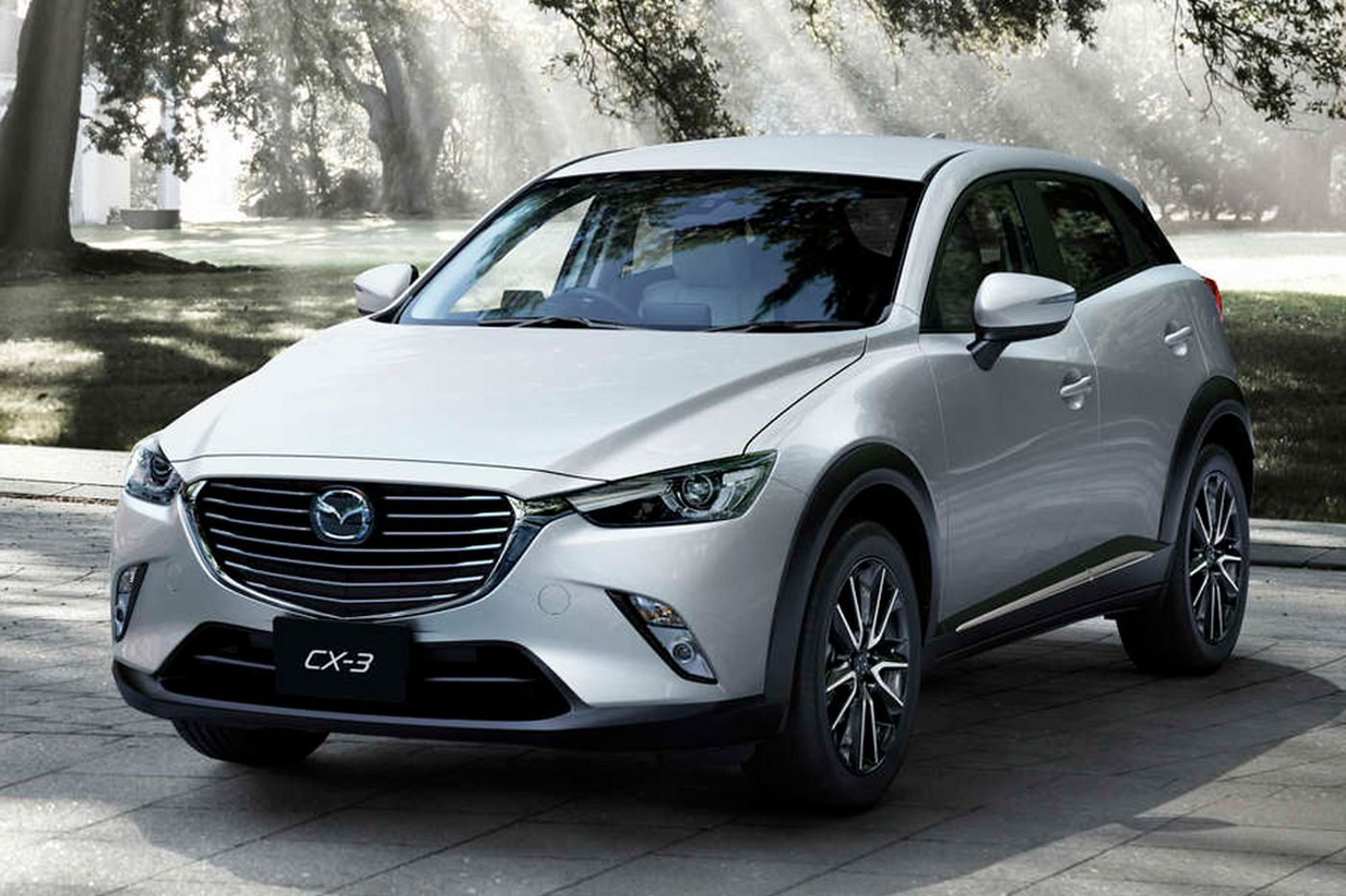 Gizmo Guy: Mazda CX-3 steals the show in safety, flair and fun