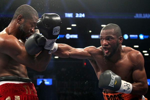 Julian Williams looks to build his portfolio — in boxing ring and in real estate