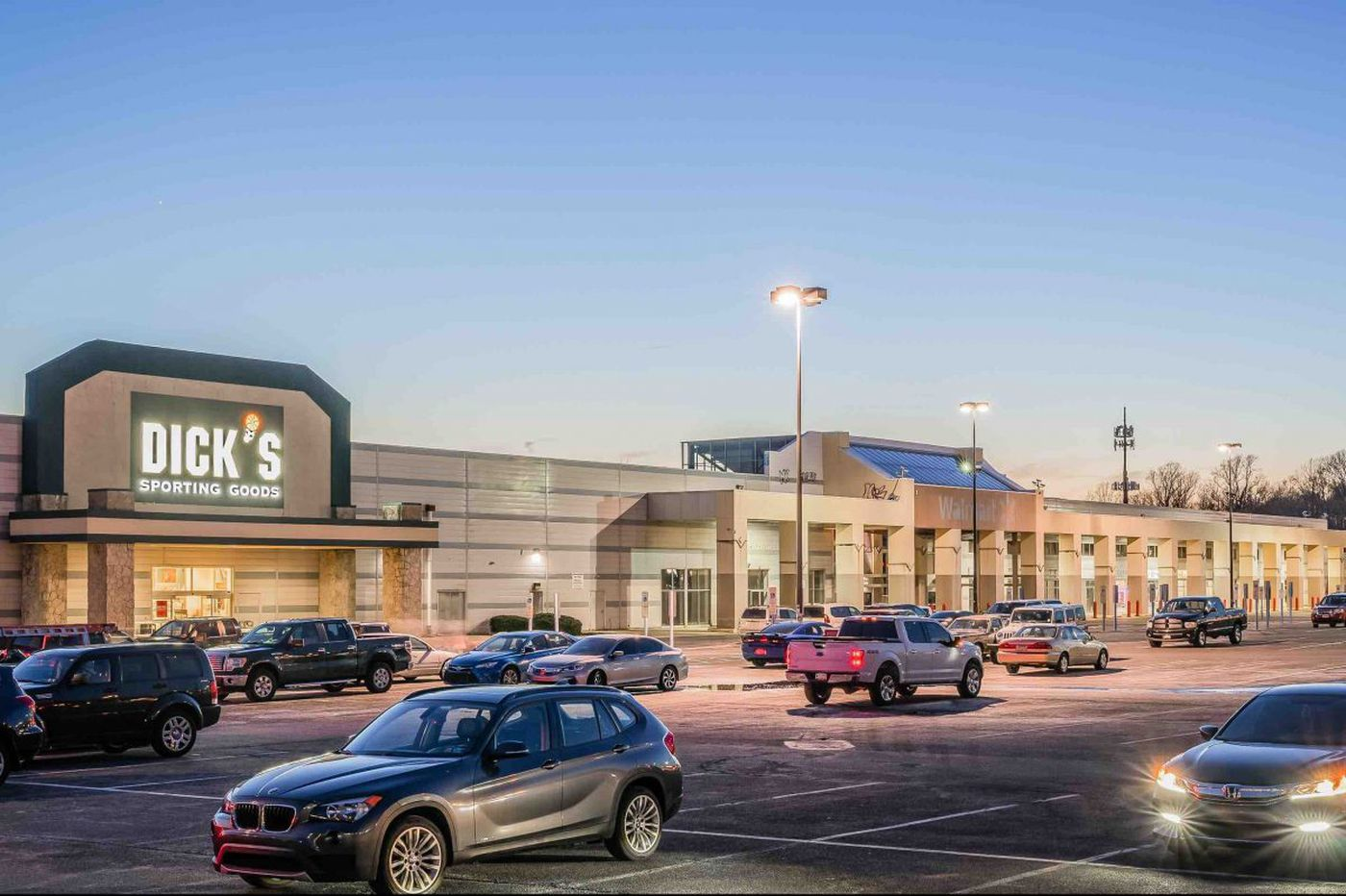 Sale points to possible new future for Northeast Philly's troubled Liberty Plaza shopping center