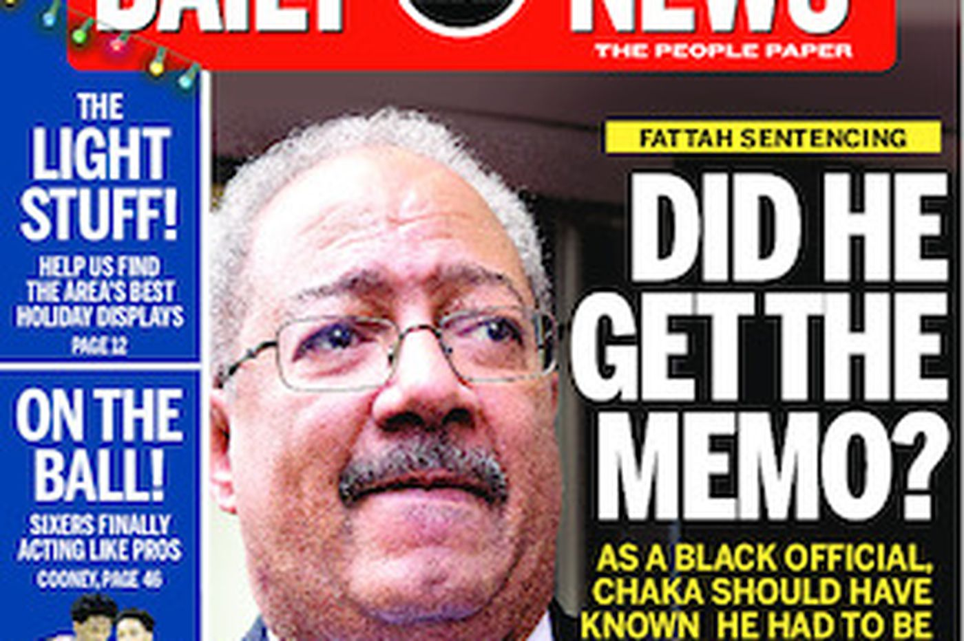 Dailynews Monthly Covers 12/13/16