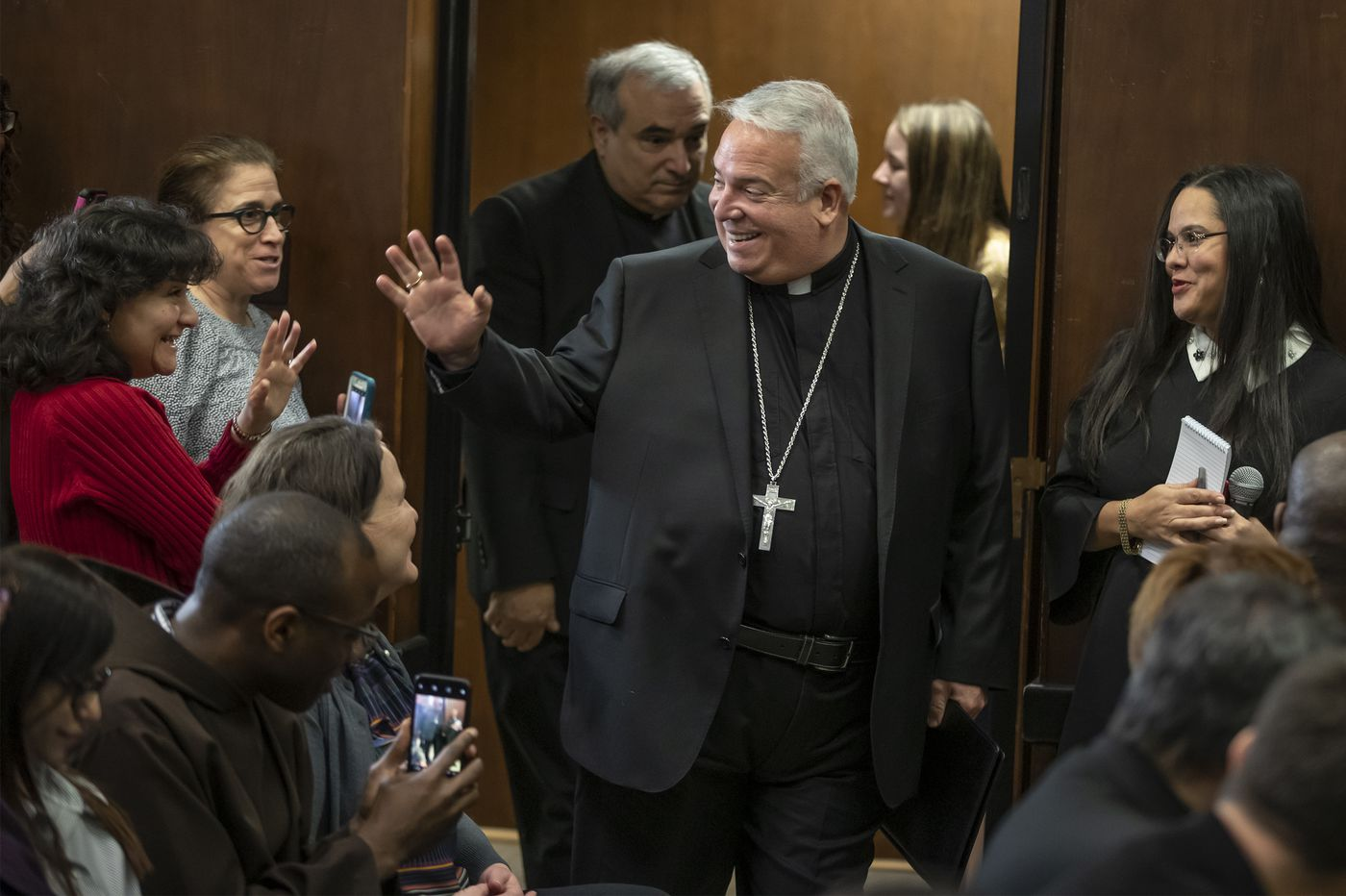 Nelson Pérez's appointment as archbishop brings speculation and celebration for Philly-area Catholics