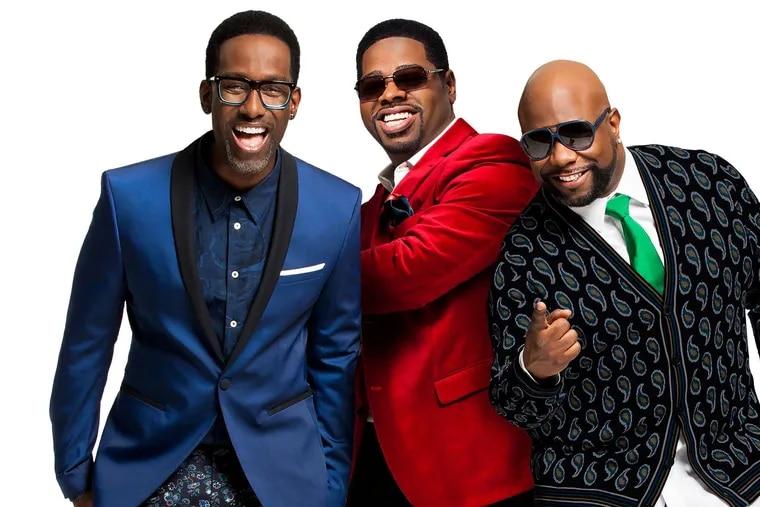 Boyz II Men celebrate the 25th anniversary of their landmark album 'II'
