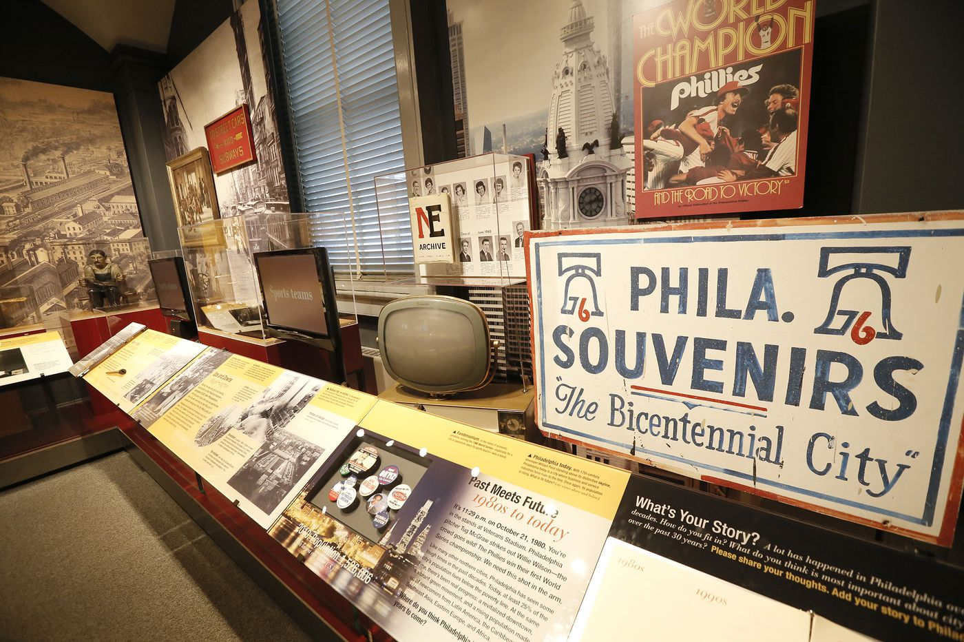 To honor Philly's past, we don't need an old-school museum | Opinion