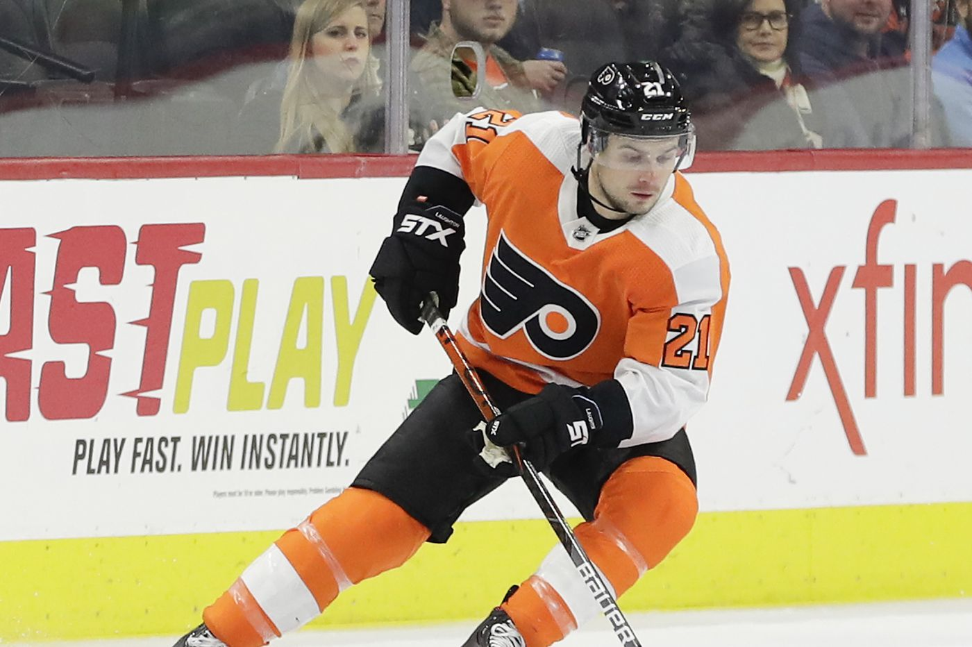 Two more Flyers injured as they fall to Minnesota Wild, 4-1