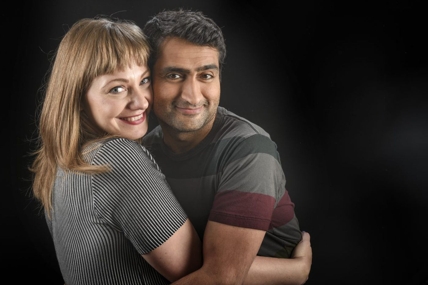 Sleeper hit: Kumail Nanjiani and Emily Gordon talk about their coma comedy 'The Big Sick.'