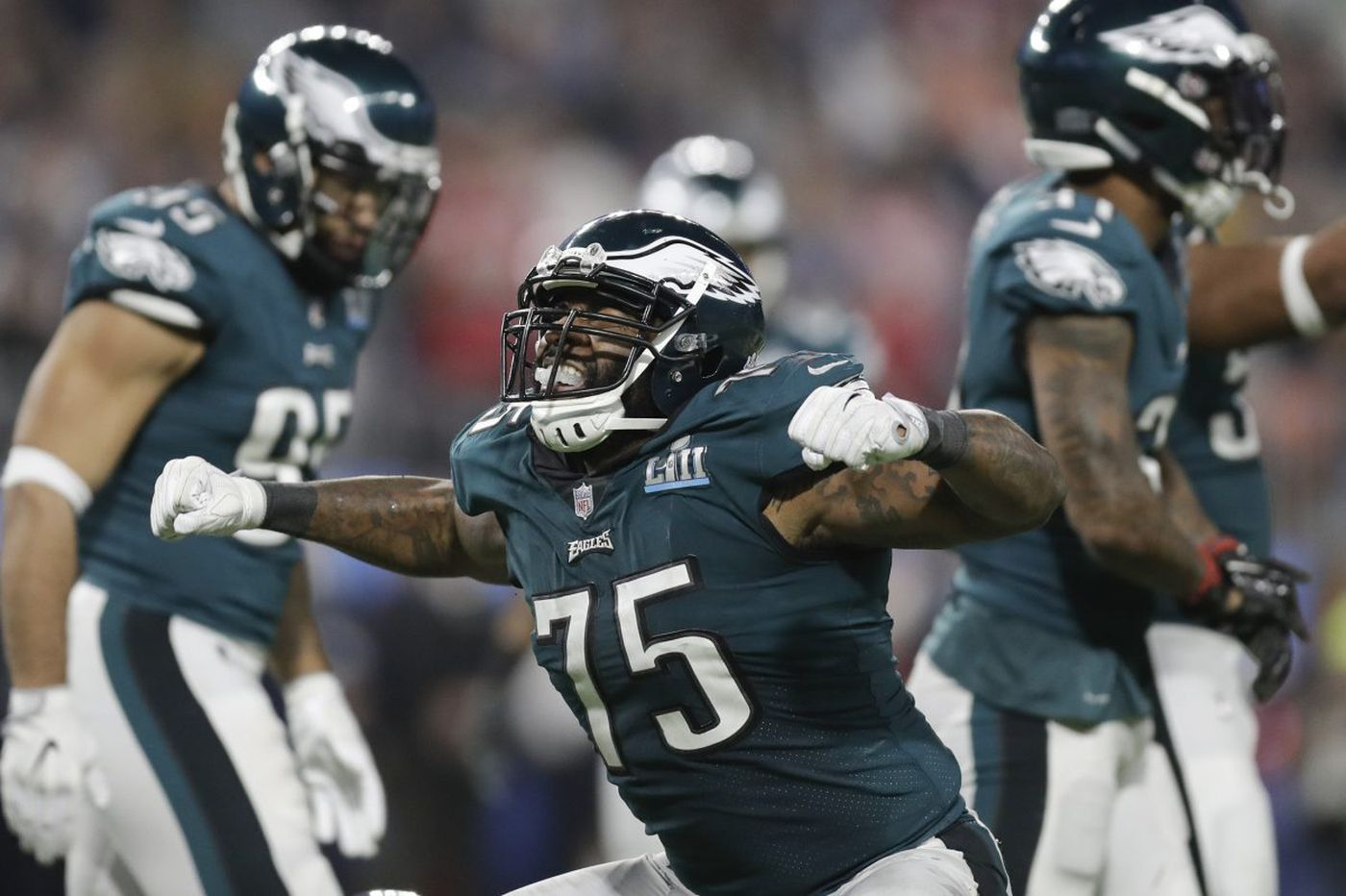 What should the Eagles do about Vinny Curry? | Eagles offseason preview