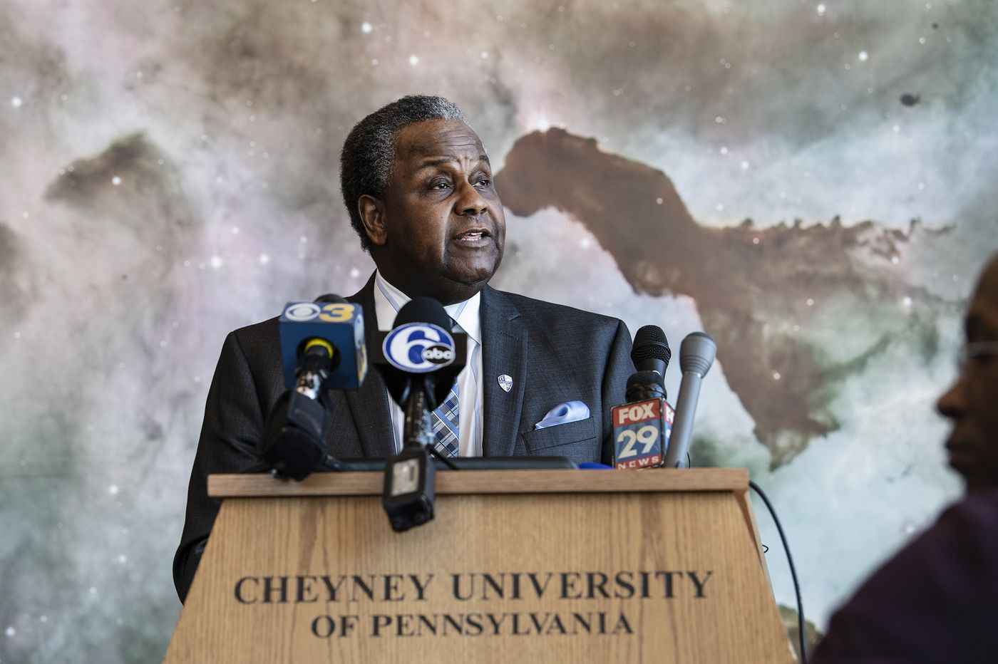 Cheyney University launches fund-raising campaign; president vows to end the year with a balanced budget