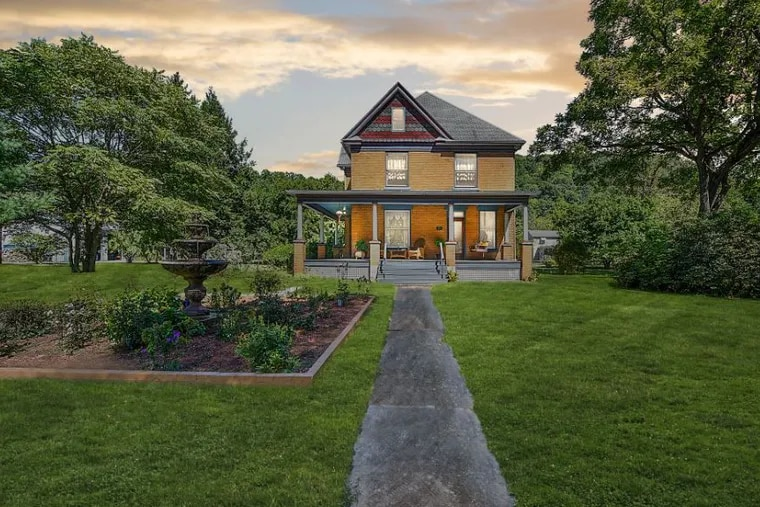 """The house where serial killer Buffalo Bill lived in """"The Silence of the Lambs"""" is in Fayette County, Pa. Soon, guests will be able to rent the home for the weekend."""