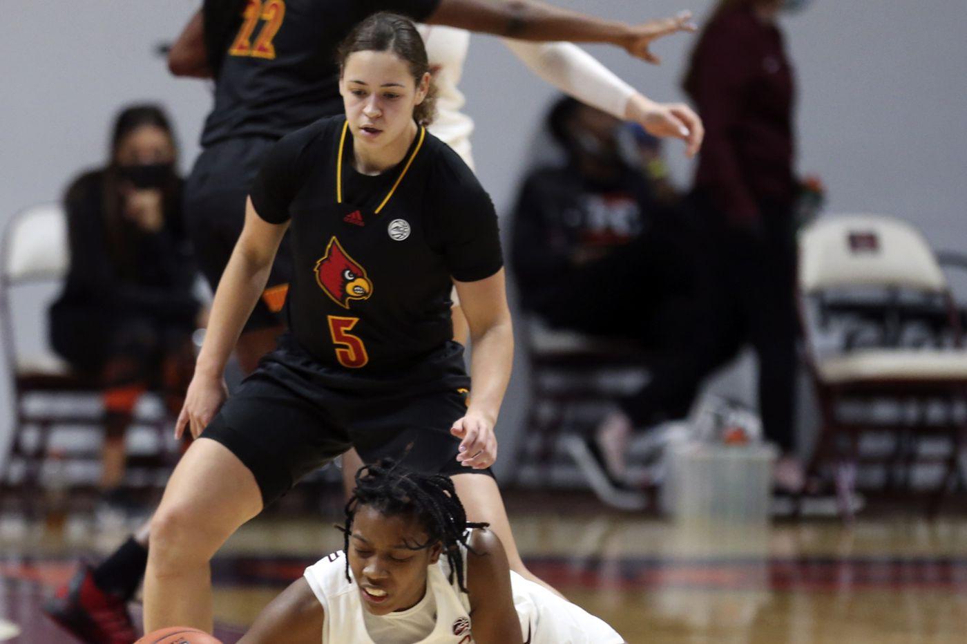 The Latest: ACC postpones women's top-five matchup