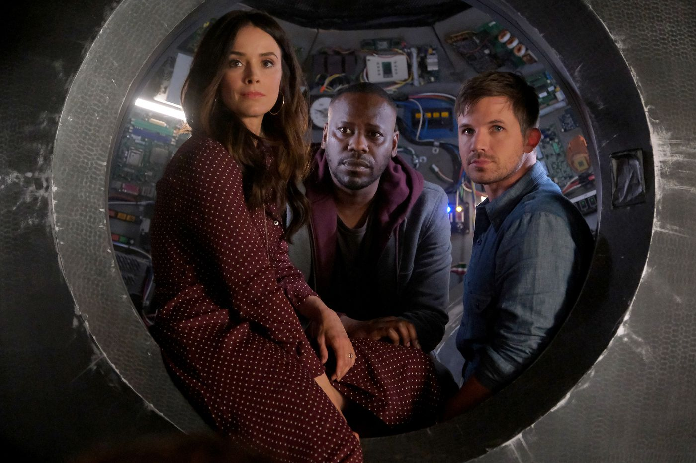 If you missed 'Timeless' finale over NBC10's untimely power outage, here's how you can see it