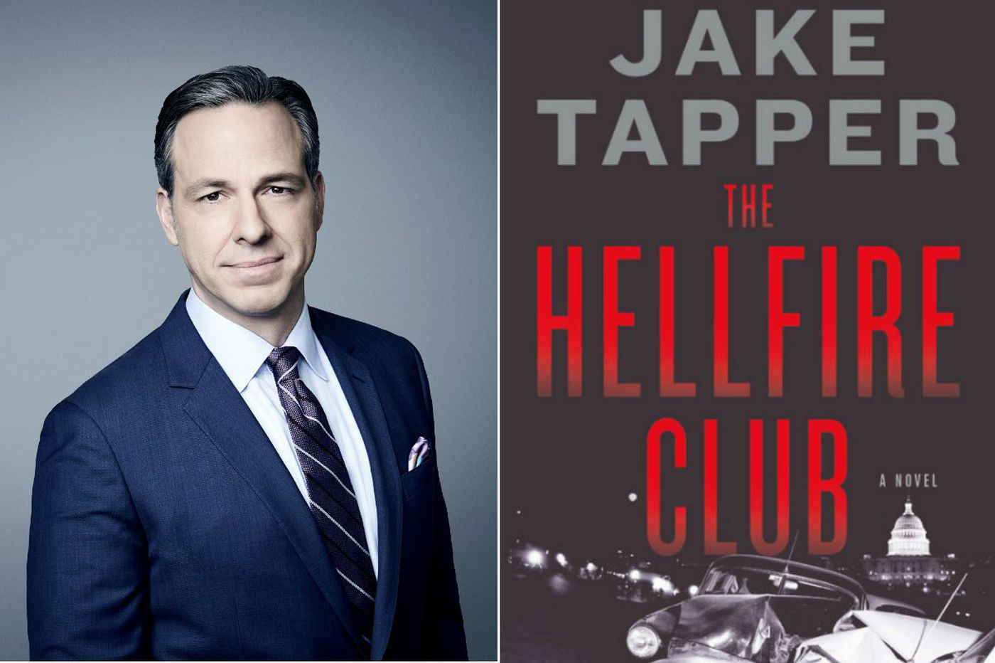 Jake Tapper's new book agrees with Donald Trump on this: 'The swamp exists'