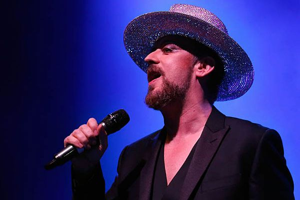 Featured pop concert: Boy George comes to the TLA