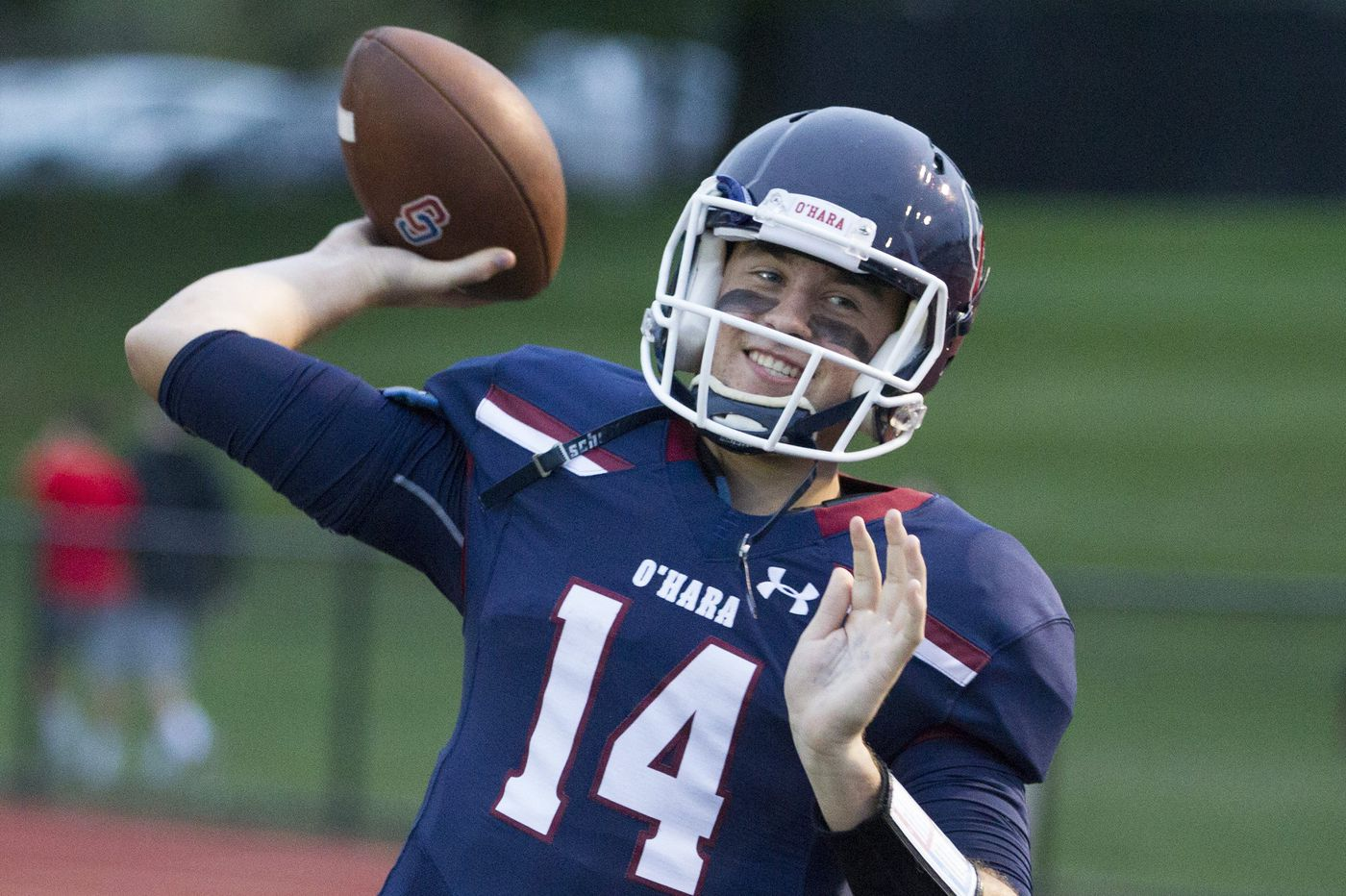 Cardinal O'Hara to take third crack at beating vaunted Imhotep Charter in PIAA District 12 football championship