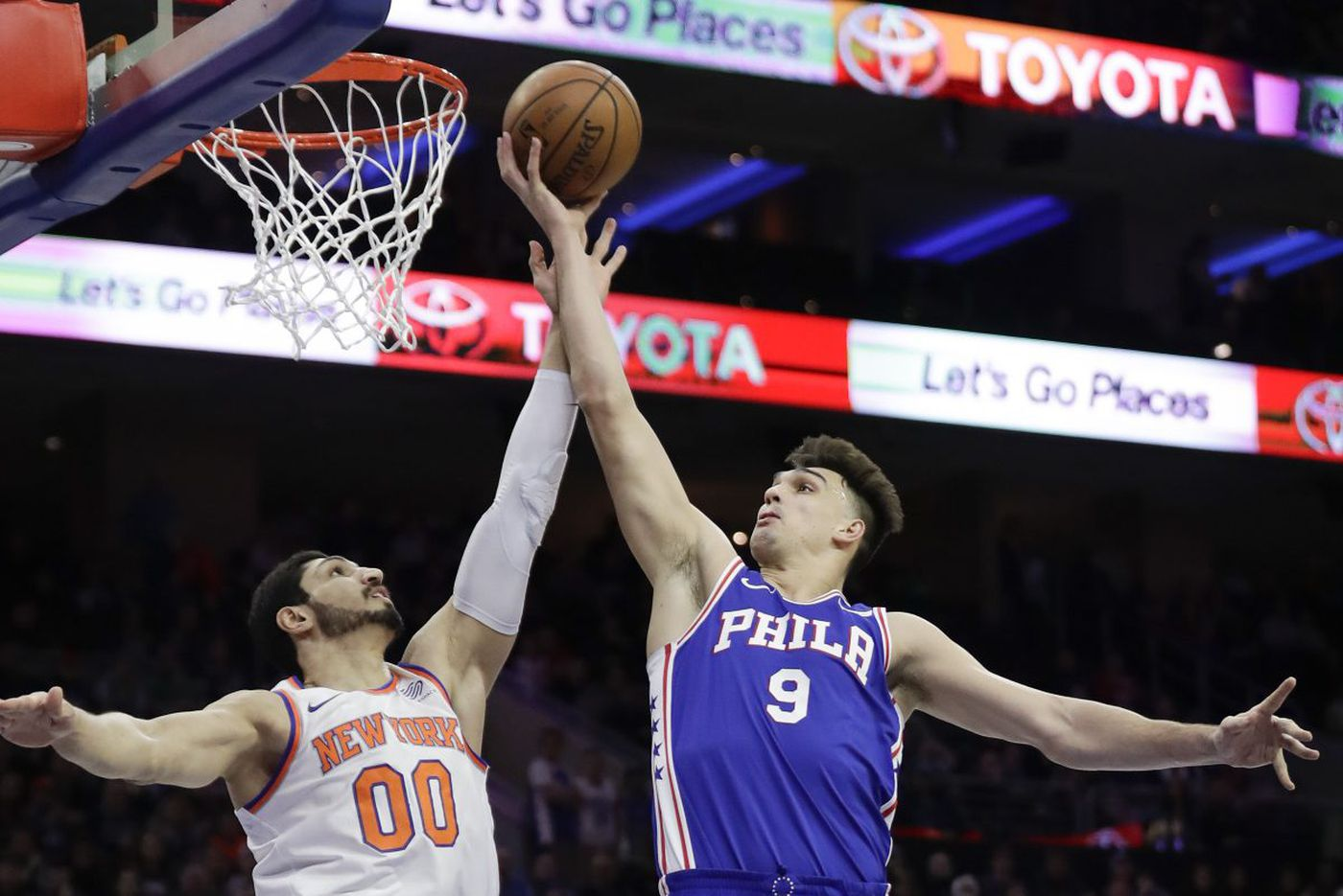 Sixers 108, Knicks 92: Five quick observations