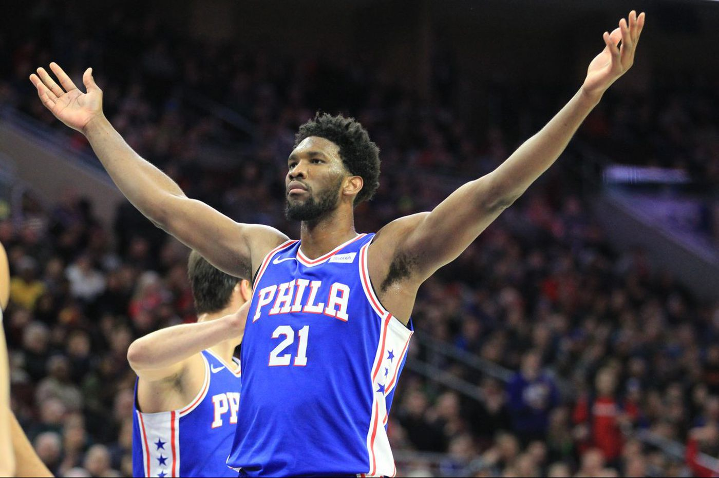 Sixers-Spurs observations, 'best' and 'worst' awards: Joel Embiid, Dejounte Murray, undermanned San Antonio