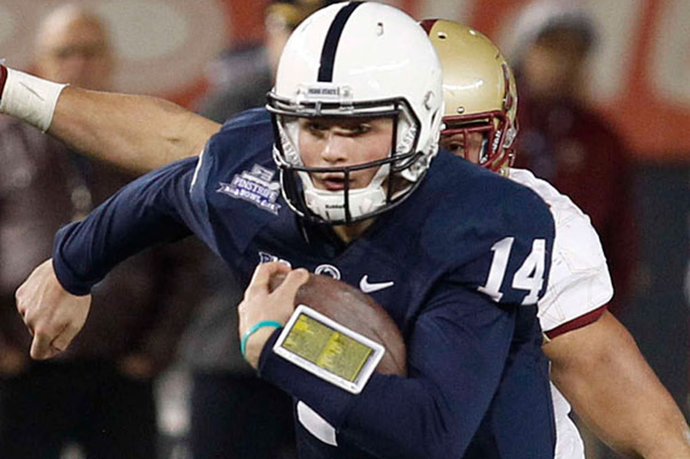 Ficken, Hackenberg deliver for Penn State