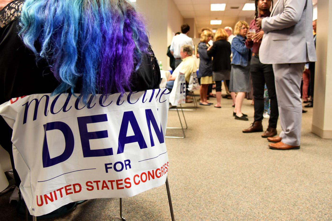 Women win party nods in Pa. primary elections for U.S. House