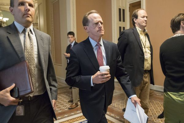 Pa. Sen. Pat Toomey adds tax amendment to aid a college - in Michigan