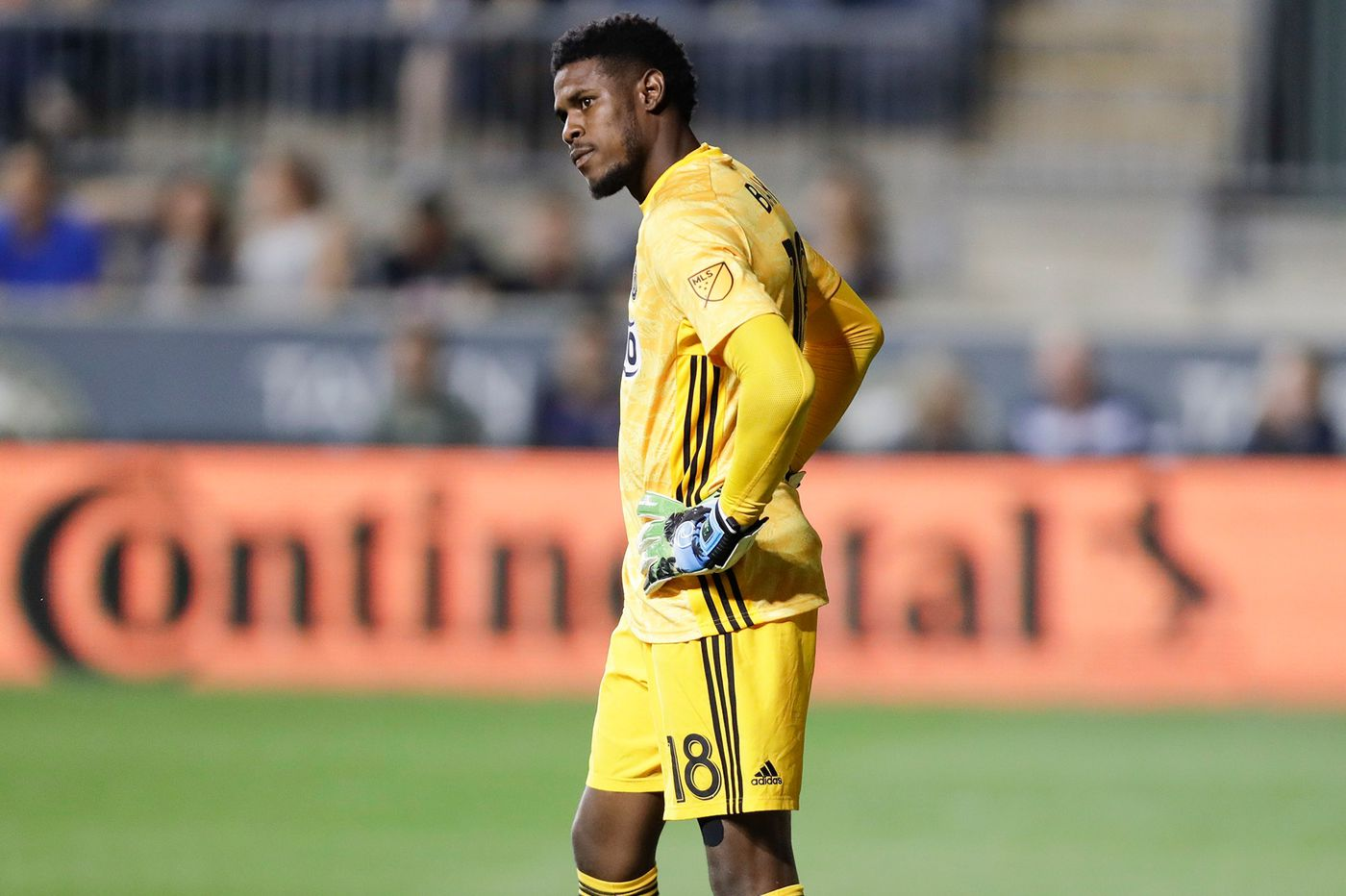 Rare Andre Blake gaffe costs Union in 2-0 loss at New York Red Bulls