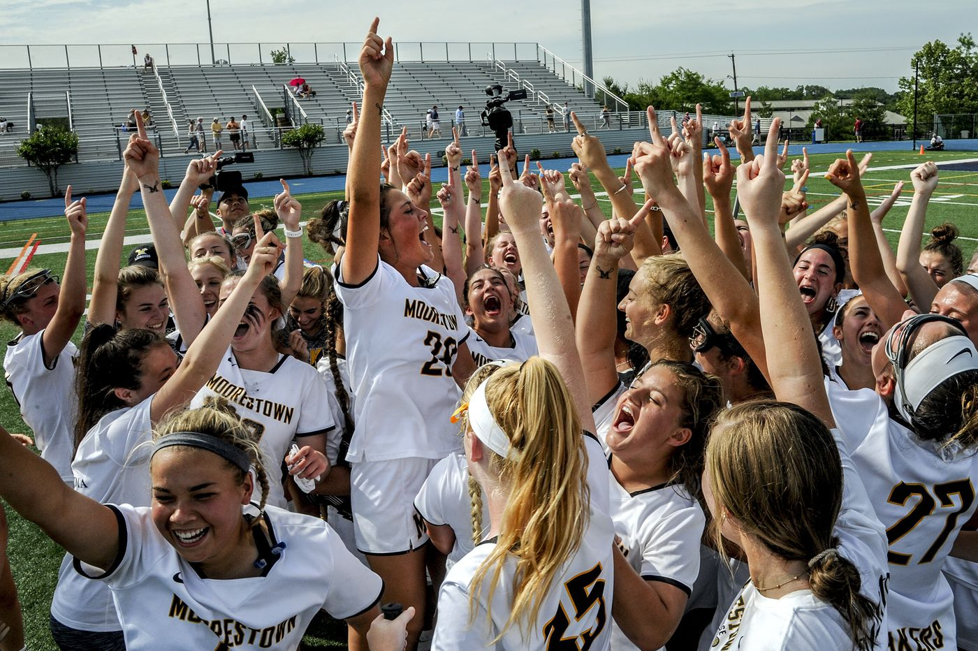 Moorestown girls' lacrosse gets another chance at Tournament of Champions history