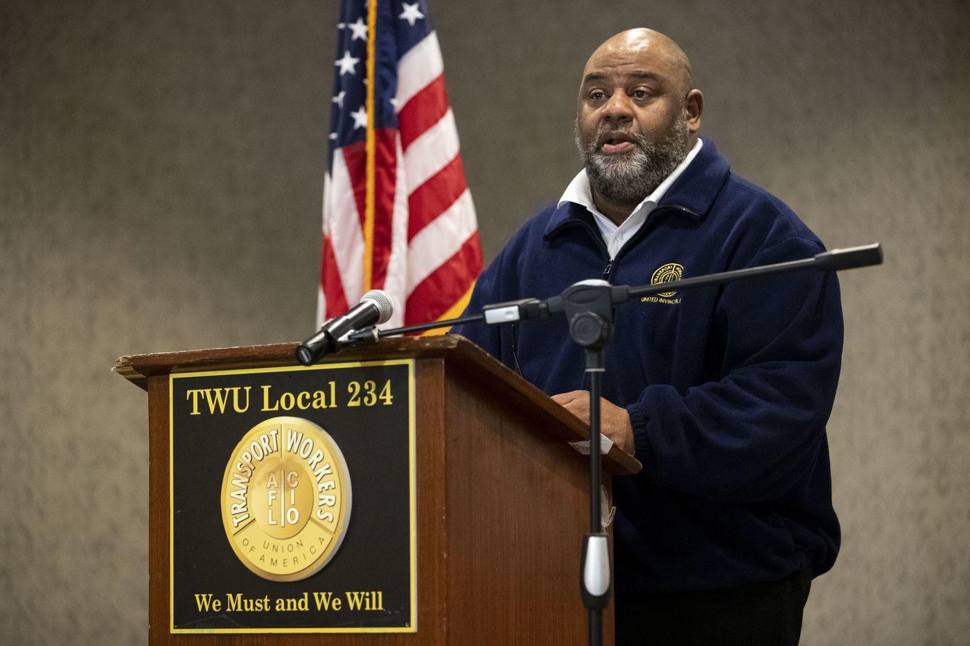 SEPTA has made progress on employees' coronavirus safety demands, union president says