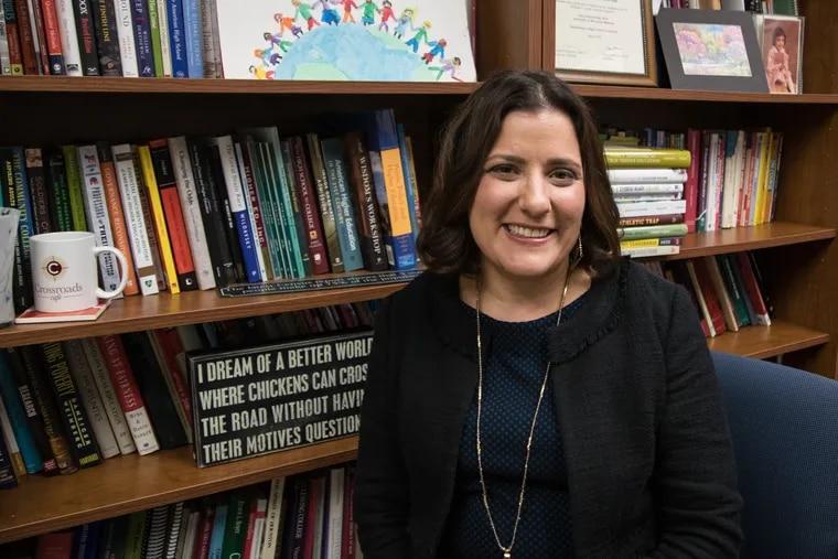 Temple University professor Sara Goldrick-Rab.